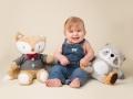 Six Month Baby Photos in Burlington NC