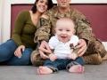 Military Family Portraits