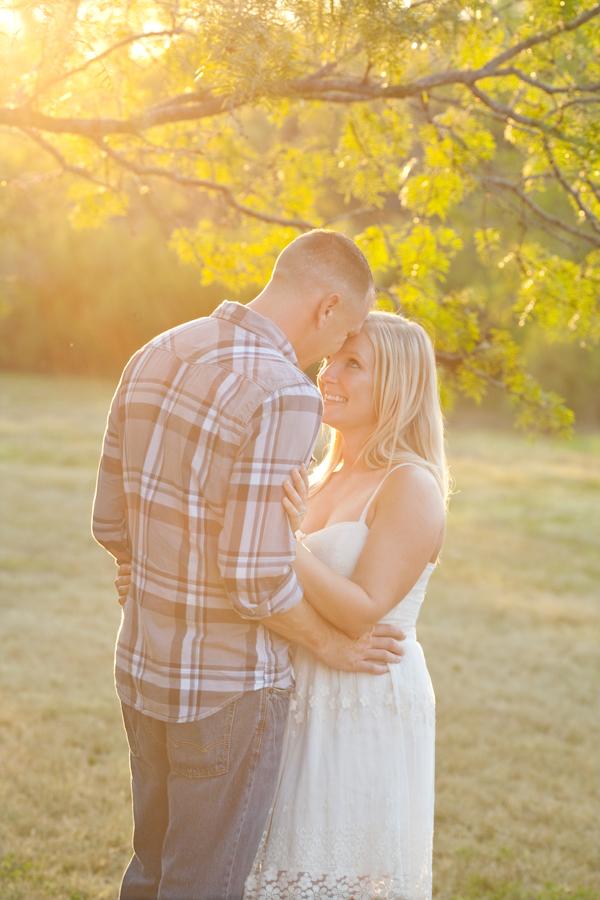Romantic Engagement Portraits Mebane