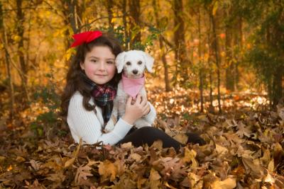 Pet and Child Portraits