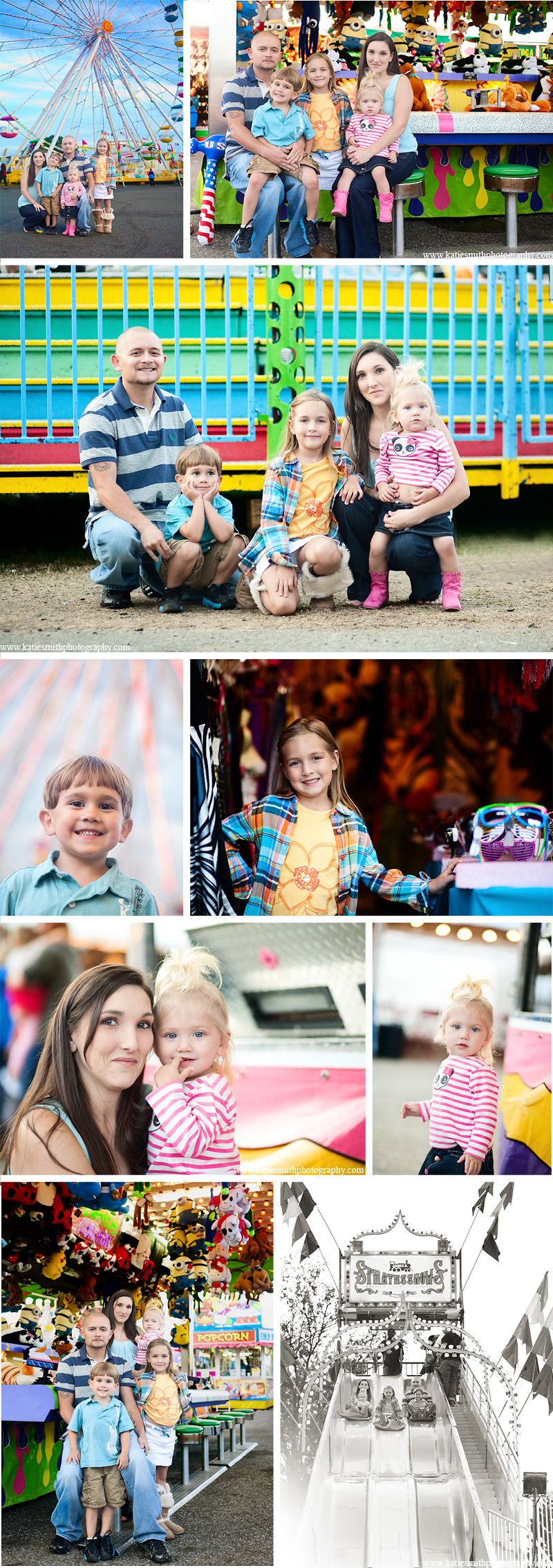 At the Fair Part II: Fort Hood Family Photographer