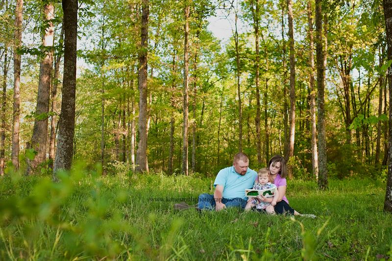 The M Family: Bear Creek Family Photographer