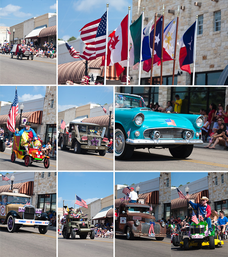 Belton Parade Happy 4th Of July Katie Smith Photography