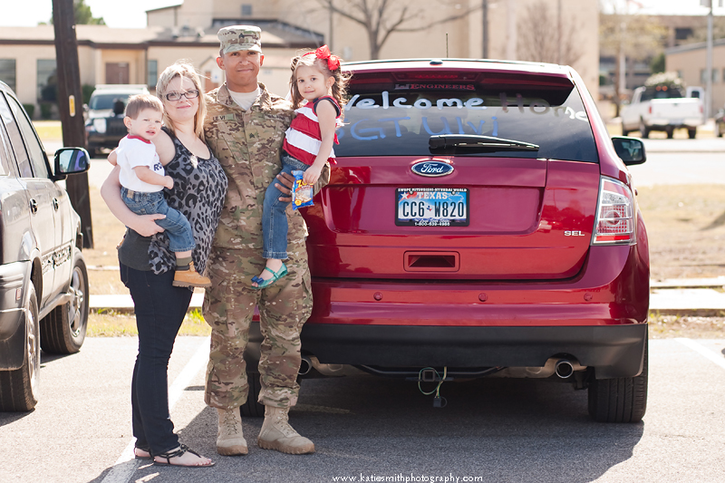 Fort Hood Family Photographer
