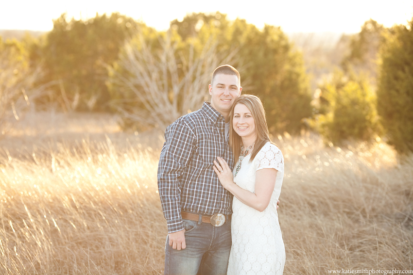 Couple Portraits in Killeen