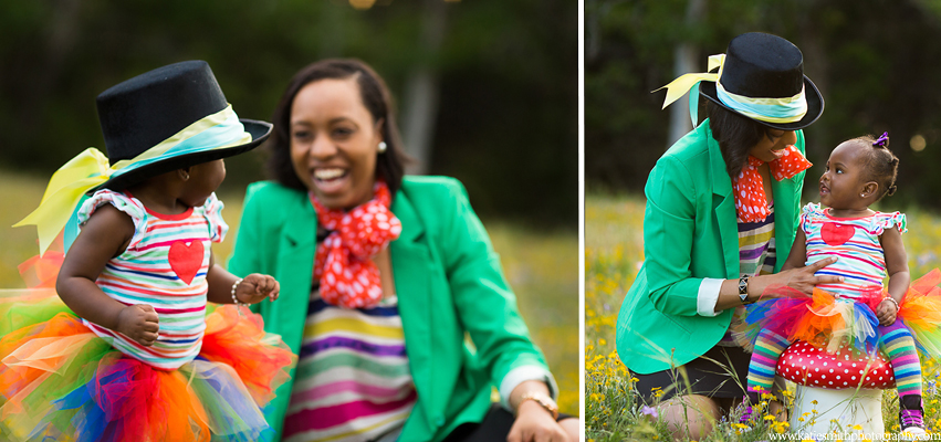 Mad Hatter Themed Photos