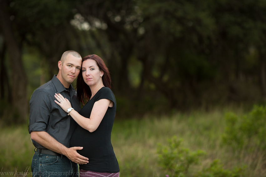 Posed Couples Maternity