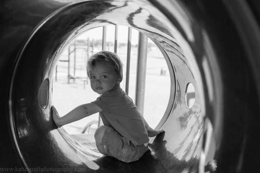 Playground cutie