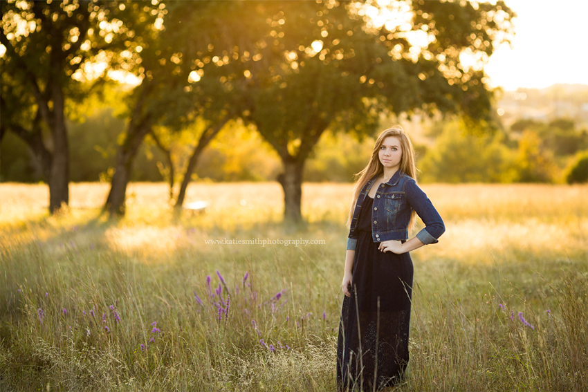 senior photographer in Central Texas