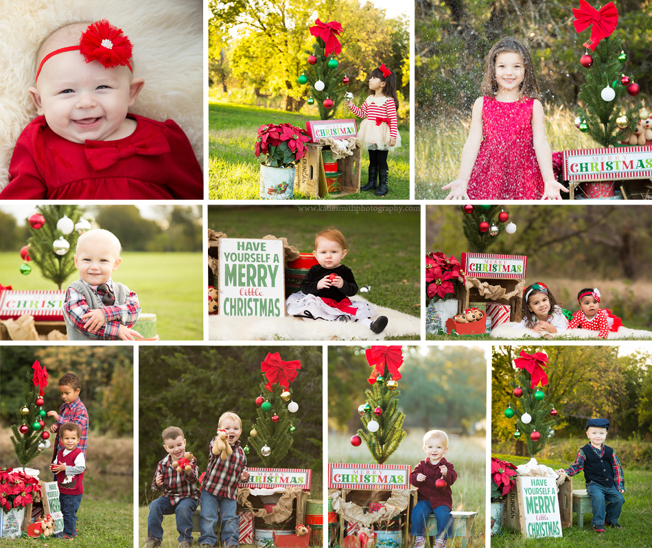 Christmas Mini Sessions