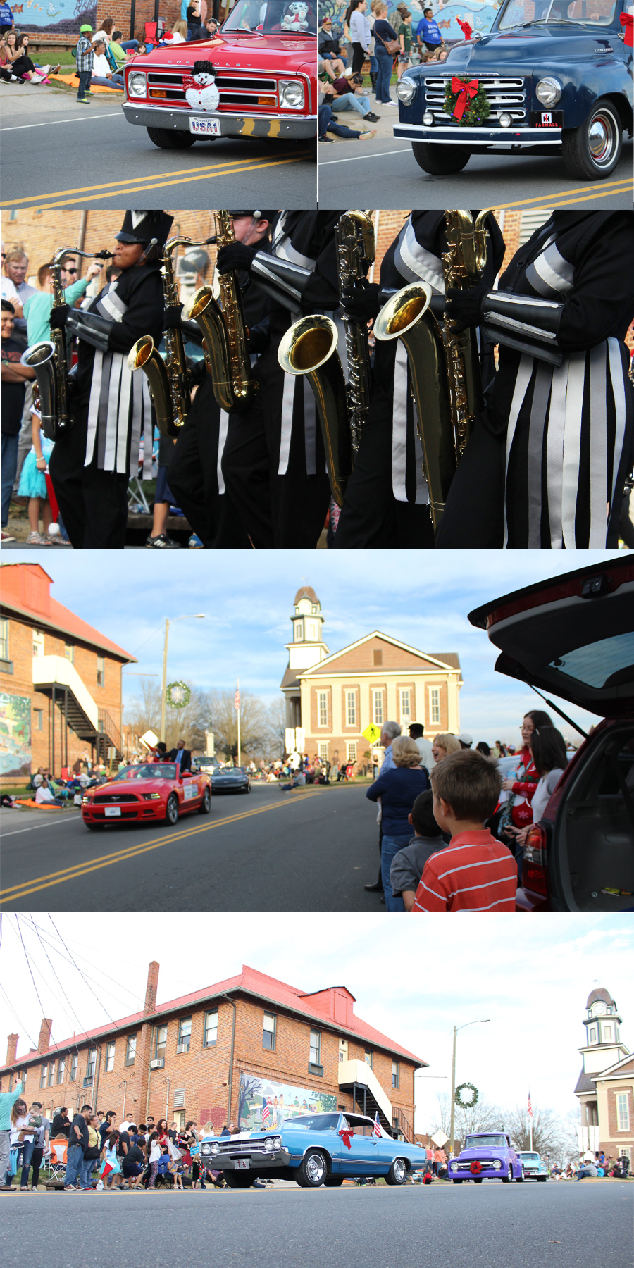 pittsboro nc parade 2015