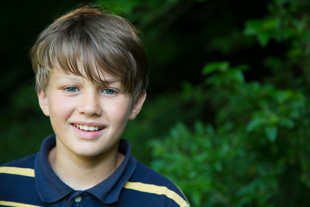 Pittsboro Children Photographer preteen boy headshot