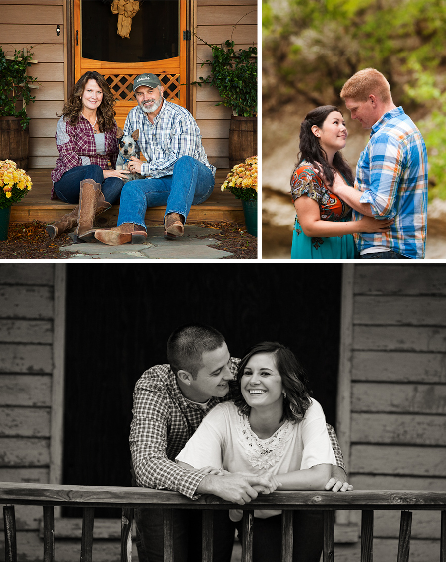 Anniversary photos in North Carolina