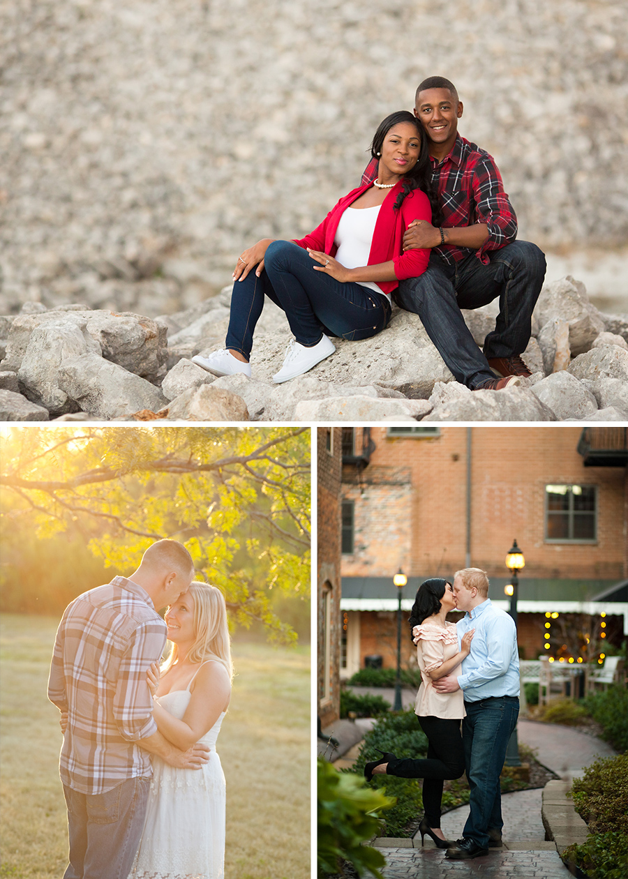 Couple Portraits in Alamance County NC