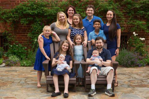 Hillsborough NC Family Photographer