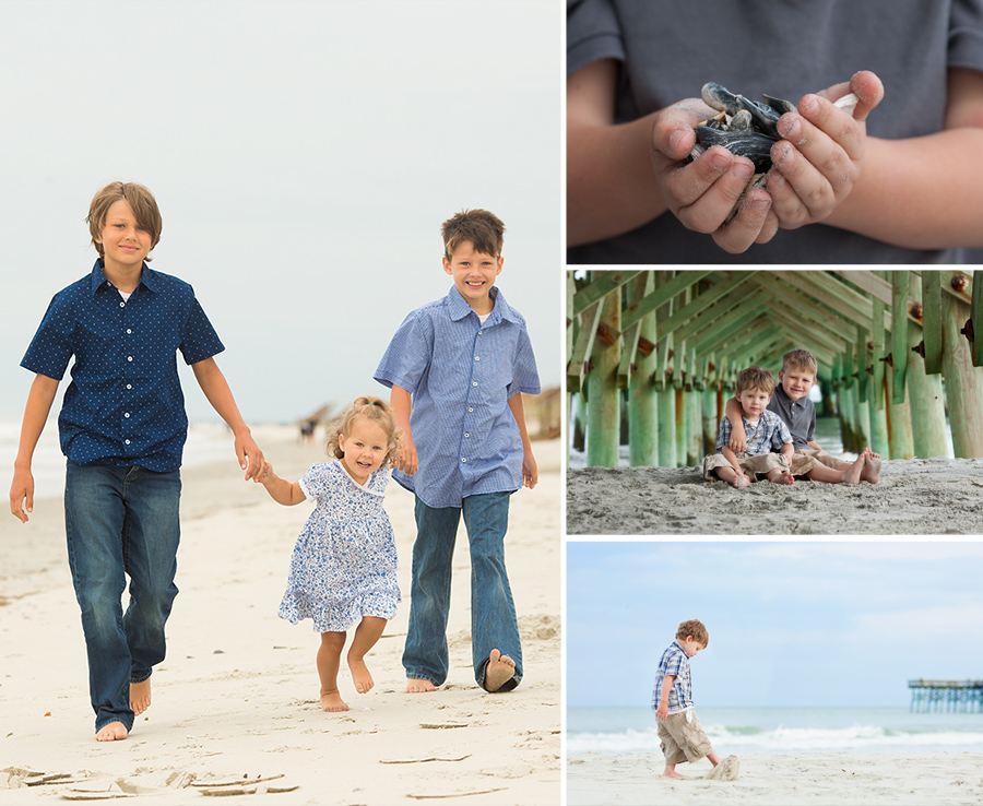 Mom's Guide: Photographing your children at the beach