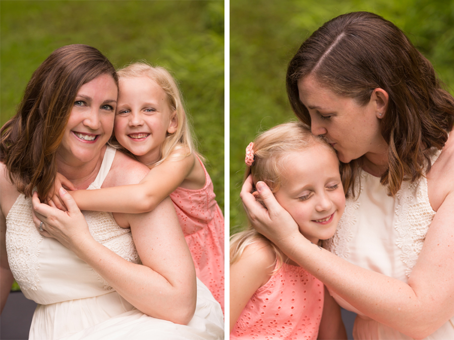mother daughter portraits in mebane nc