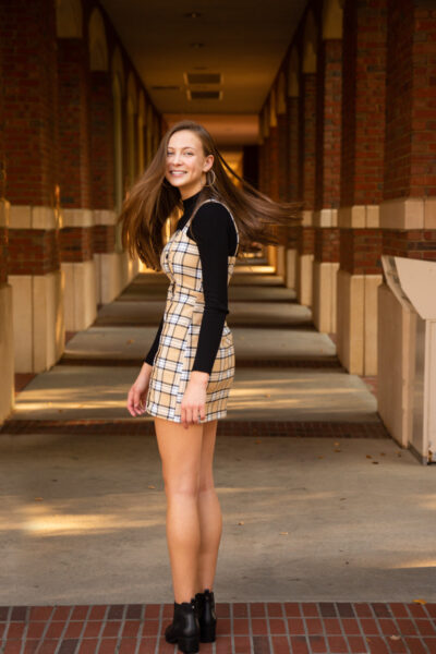 North Carolina Senior Portrait Photographer