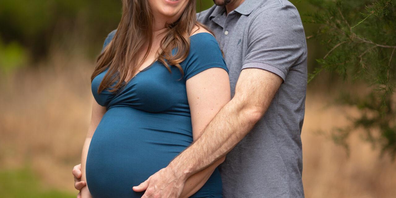 maternity portraits durham nc
