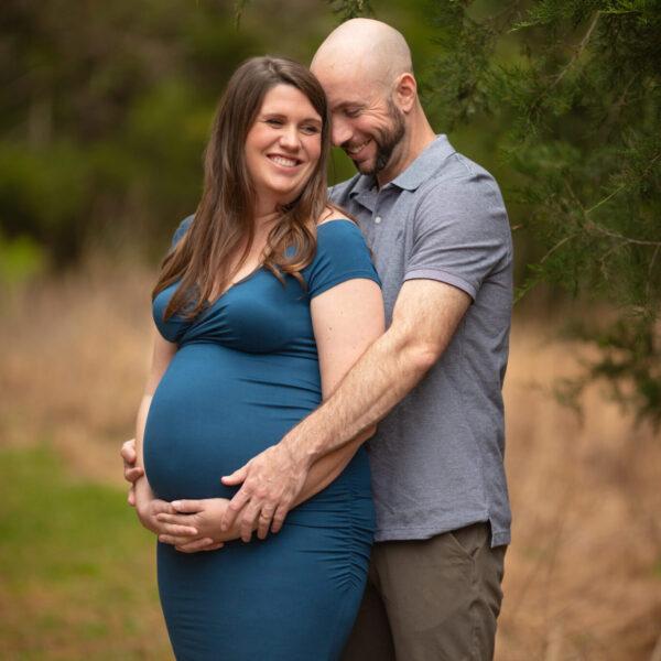 Maternity Portraits in Durham, NC