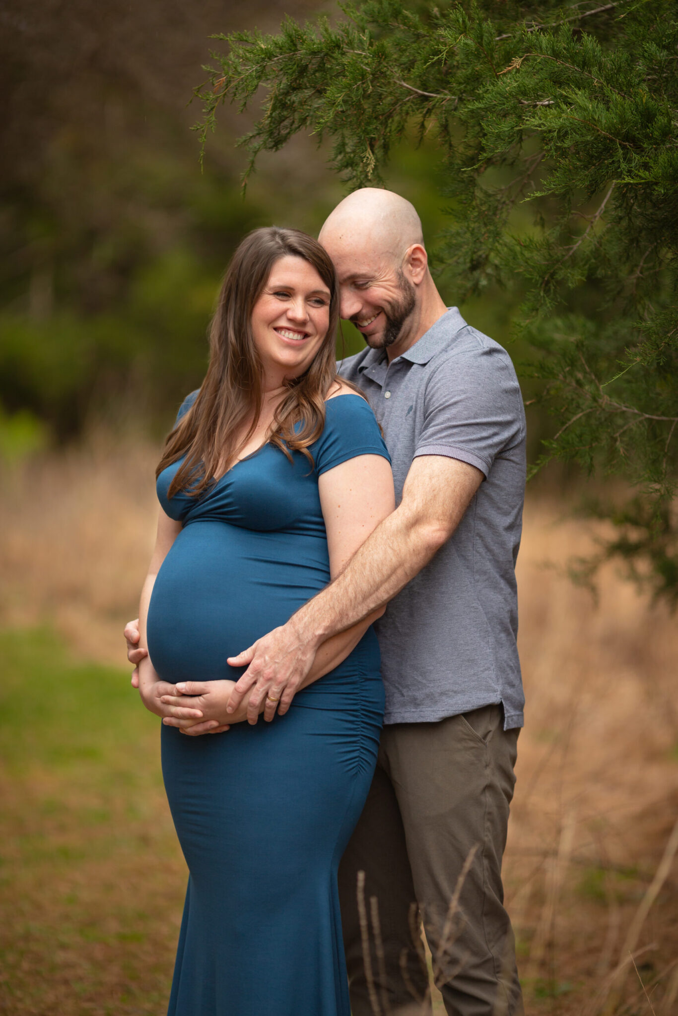 Maternity Portraits in Durham, NC