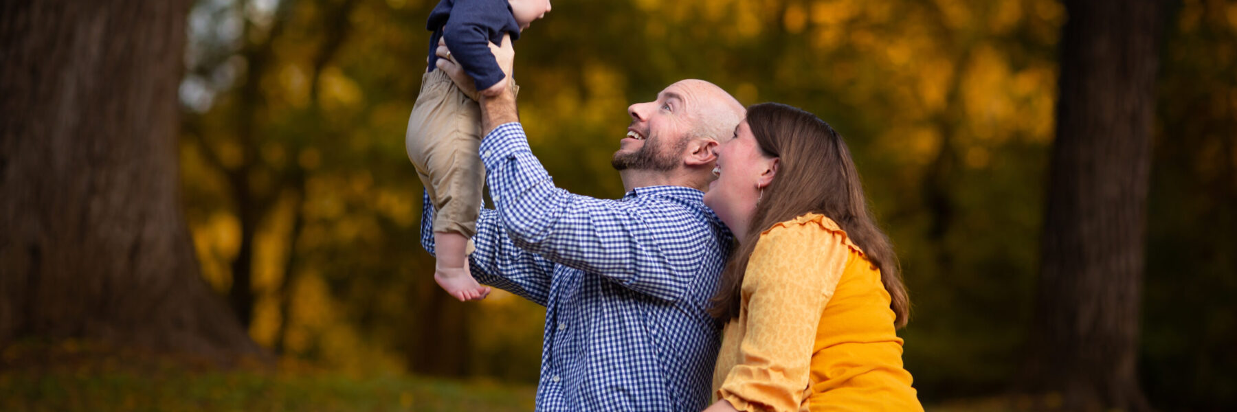 Fall Portraits: Burlington Family Photographer